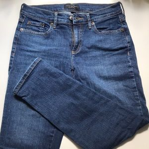 Banana Republic Straight Ankle Jeans